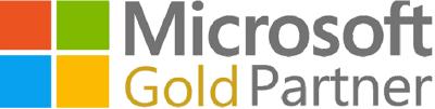 Logo - Microsoft Gold Partner
