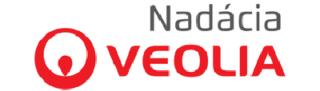 Logo - Nadácia Veolia Slovensko