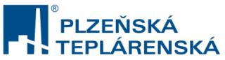 Logo - Plzeňská teplárenská