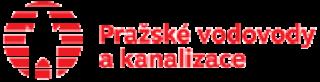 Logo - Pražské vodovody a kanalizace