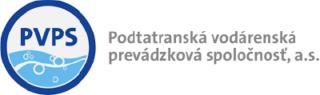 Logo - Podtatranská vodárenská prevádzková spoločnosť