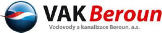 Logo - Vodovody a kanalizace Beroun