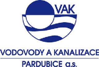 Logo - Vodovody a kanalizace Pardubice