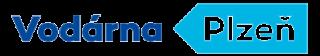Logo - VODÁRNA PLZEŇ