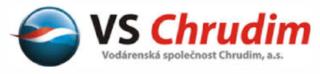 Logo - Vodárenská společnost Chrudim