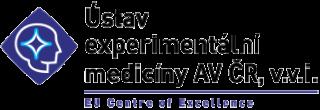 Logo - Ústav experimentální medicíny AV ČR v.v.i.